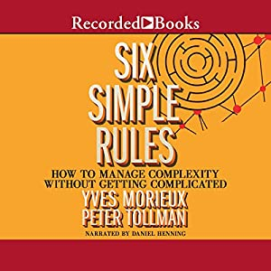 Six Simple Rules Audiobook