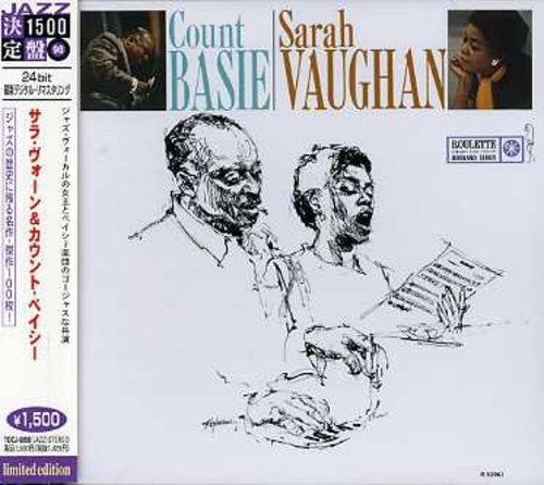 Sarah Vaughan Count Basie Ranking TOP5 Free shipping New
