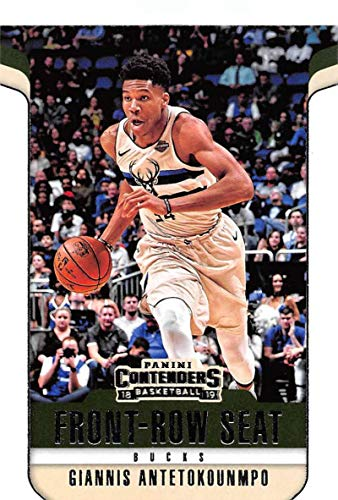 2018-19 Panini Contenders Front Row Seat Retail #5 for sale  Delivered anywhere in USA