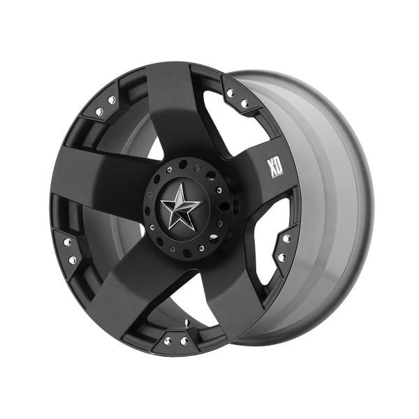 XD-Series-by-KMC-Wheels-XD775-Rockstar-Matte-Black-Wheel-18x95x1397-150mm-0mm-offset