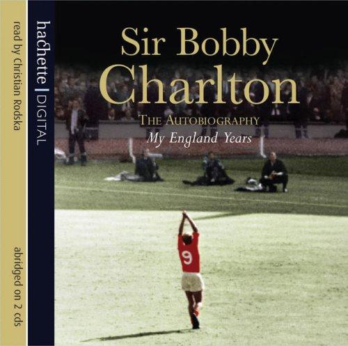 My England Years (Audio CD)