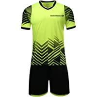 PAIRFORMANCE Boys Active Shirts and Shorts All Sports Wear Set Girls Active Shirts