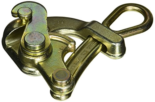 Klein Tools 160420L Klein Havens Grip with Swing Latch for Messenger and Guy Strand Cable by Klein Tools
