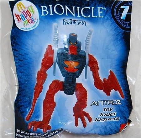 Toa Onua #2 2008 LEGO Bionicle McDonalds Happy Meal Toy