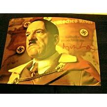 Martin Wuttke Inglourious Basterds Autographed 5x7 Photo