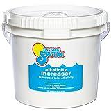 In The Swim Pool Alkalinity Increaser - 25 lb. Pail