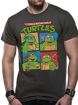 CID Teenage Mutant Ninja Turtles - Group Shot - camisa ...