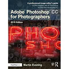 Adobe Photoshop CC for Photographers 2018 from Focal Press