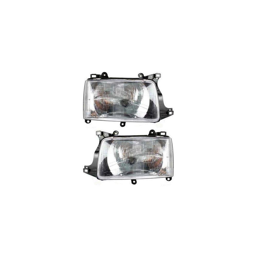 Headlight Fits 03-05 Toyota 4Runner Right Passenger Side