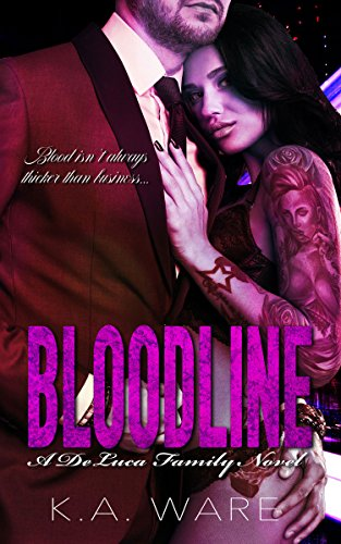 Bloodline DeLuca Family Novel Book ebook