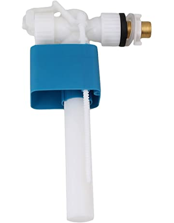 BQLZR 2cm Rosca Diámetro Inodoro Cisterna 1 / 2BSP Entrada lateral Rellenar Válvula de Bola