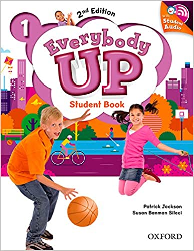 Everybody Up: Level 1: Student Book with Audio CD Pack: Linking your classroom to the wider world