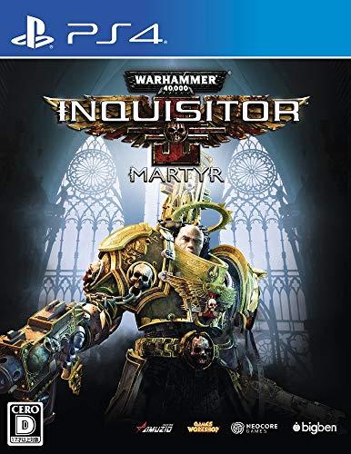 ウォーハンマー 40000:Inquisitor - Martyrの商品画像