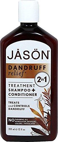 Jason pellicules secours 2 en 1 Shampooing + Conditioner - 12 fl oz