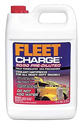 Fleet Charge FCAB53 Pink 1 gal. Automotive Accessories