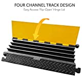 Pyle PCBLCO106X2 Cable Ramps