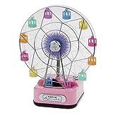 Fashion Ferris Wheel Music Box - Pink