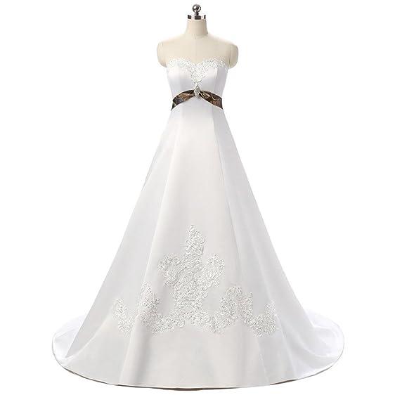 Amazon.com: PrettyWish Women\'s Appliques Beaded Ball Gown Long ...