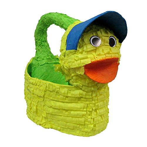Duck Easter Pinata Basket, 16