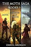Bargain eBook - The Moth Saga