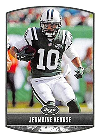 2018 Panini NFL Stickers Collection  67 Jermaine Kearse New York Jets  Official Football Sticker 815a47ba5