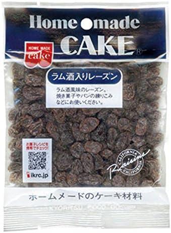 Kyoritsushokuhin ron que contiene pasas bolsas 70gX5