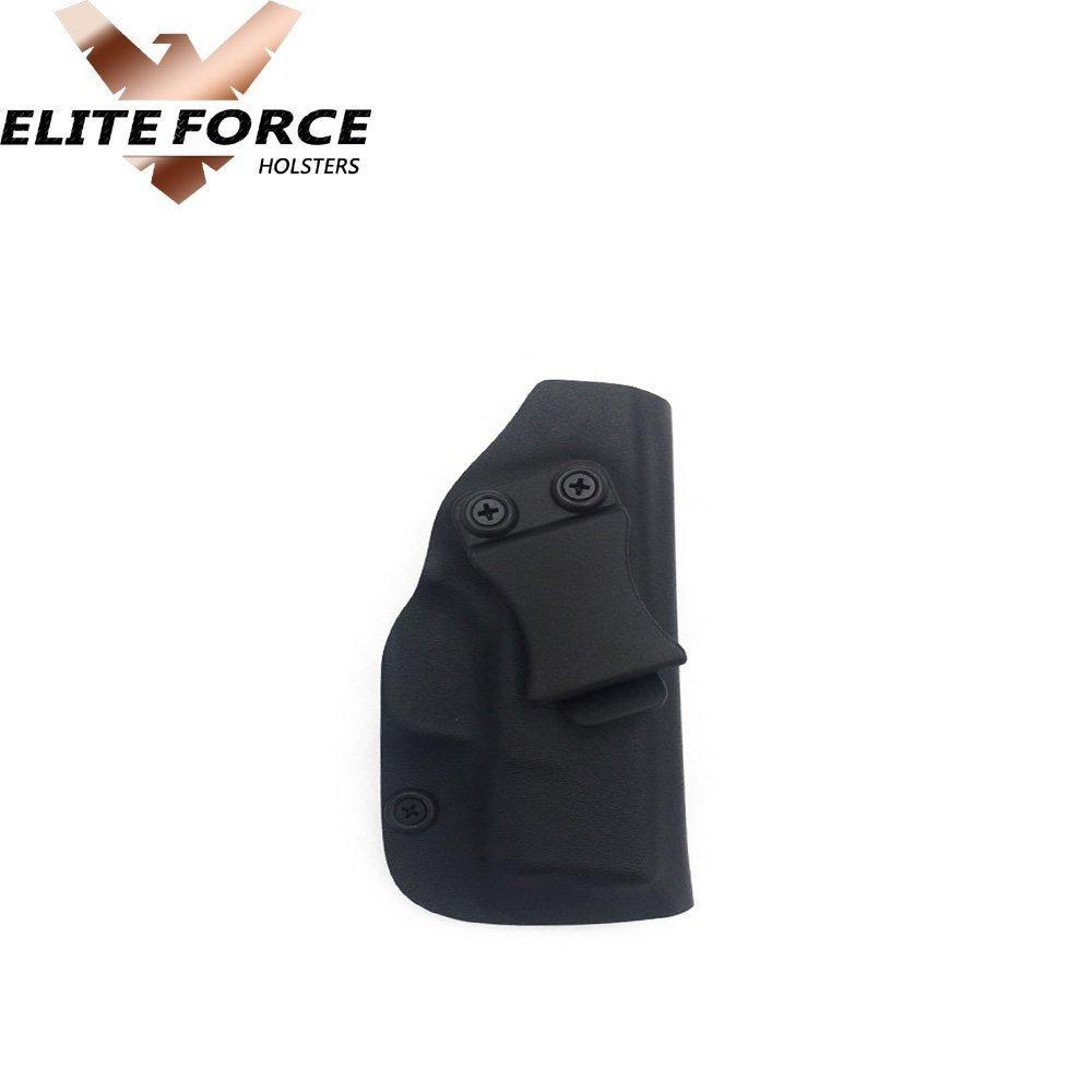 RUGER AMERICAN COMPACT 9MM GUN HOLSTER KYDEX IWB BLACK~~DUAL