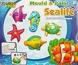 Sealife Mould and Paint Fridge Magnet Making Kit