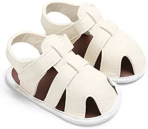 411ef0a245211 IBBShoes Summer Baby Boy Shoes 0-1 Years Old Sandals Newborn Toddler Shoes