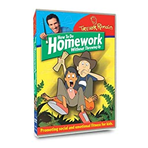 Trevor Romain: How to Do Homework Without Throwing Up (2008)