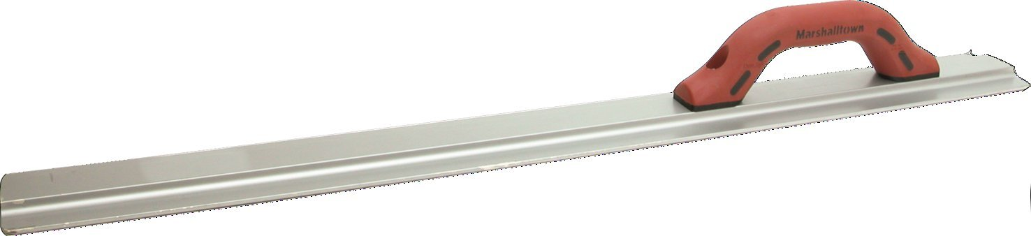 Marshalltown 16801 30 x 3 1-Inch Mag T-Slot Darby-Durasoft Float Style Handle