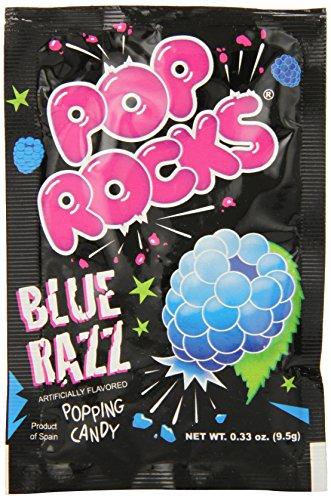 Pop Rocks - Blue Razz, 24 count (8.4oz)