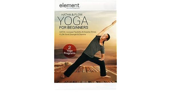 Element: Hatha & Flow Yoga for Beginners Reino Unido DVD ...