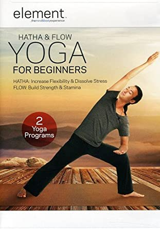 Element: Hatha & Flow Yoga for Beginners Reino Unido DVD ...