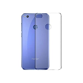 taglia 40 a1f74 4b5b5 Generic Honor 8 Lite Transparent silicon back cover