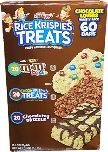 Kellogg's Variety Rice Krispies Treat, 46.8 Ounce