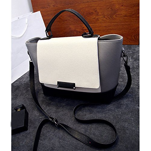 Ogio Hobo Purse (Women Ladies Messenger Bag faux Leather Satchel Tote Purse Shoulder Handbag)
