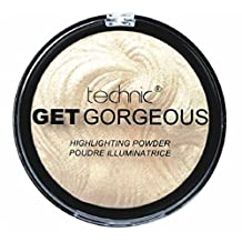 Technic Get Gorgeous Highlighting Shimmer Compact Powder