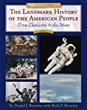 The Landmark History of the American People From Charleston to the Moon Vol II