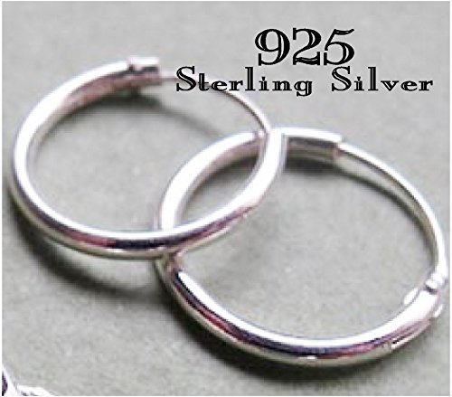 Sterling Earrings sterling endless cartilage