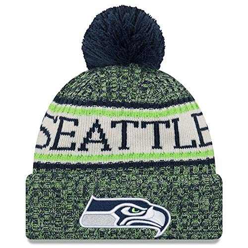 (Seattle Seahawks Fan Hat Knit Beanie Jersey Sweatshirt Hoodie T-Shirt Flag Apparel)