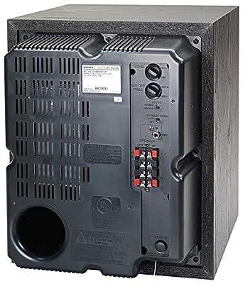 Sony SA-W2500 Performance Line 100 Watt Subwoofer (Certified Refurbished)