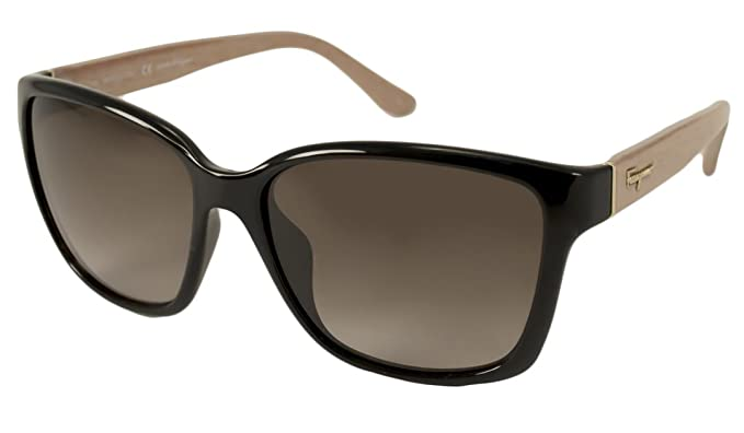 0823537c357 Image Unavailable. Image not available for. Color  Salvatore Ferragamo  Sunglasses SF716S 007 ...
