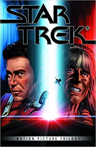 Star Trek: Motion Picture Trilogy by Andy Schmidt (2010-06-01)