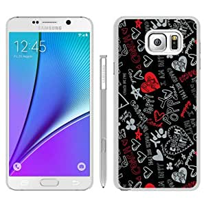 Fashionable Samsung Galaxy Note 5 Screen Case ,Beautiful And Unique Designed Skin Case With Coach 78 White Samsung Galaxy Note 5 Cover Case Great Quality Phone Case