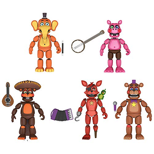Best fnaf figures wave 4