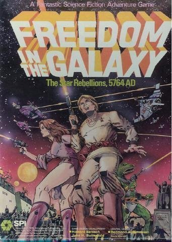 Price comparison product image Freedom in the Galaxy: The Star Rebellions,  5764 AD [BOX SET]