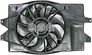 Caravan Town & Country Voyager 93 – 95 Radiador ventilador A/C ...