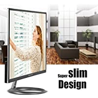 NEWSYNC U240LED EDGE HDMI 24in LED 1920 x1080(Full-HD) IPS PANEL(Wide viewing angle), (HDMI, D-SUB, AUDIO OUT, DVI) Computer PC Monitor