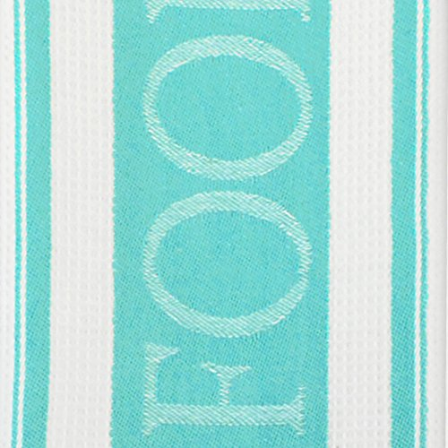 Buy kitchen towel set blue